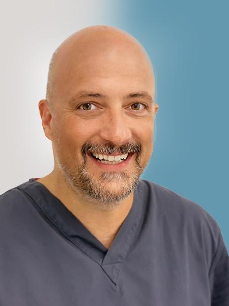 Zahntechniker Martin Stangl