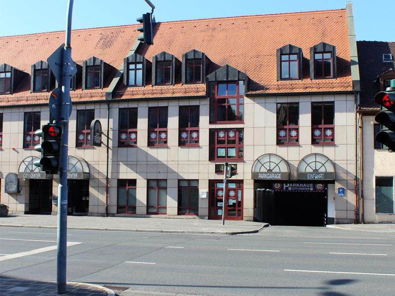 Tiefgarage City Center, Fürth
