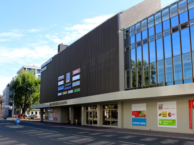 Parkhaus Hornschuchcenter Fürth