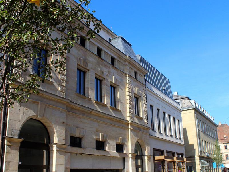Parkhaus Neue Mitte