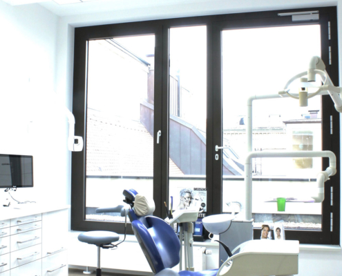 Behandlungszimmner Zahnmedizin